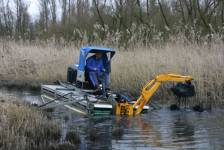 Weed Cutting and Marina, Canal, River and Harbour Maintenance